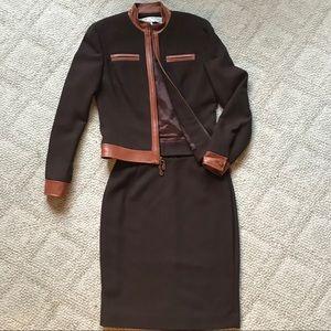 Rare✨Noviello-Bloom suit from Neiman Marcus